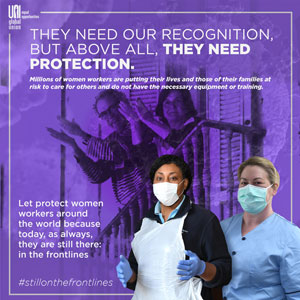 Poster - They need protected - in english